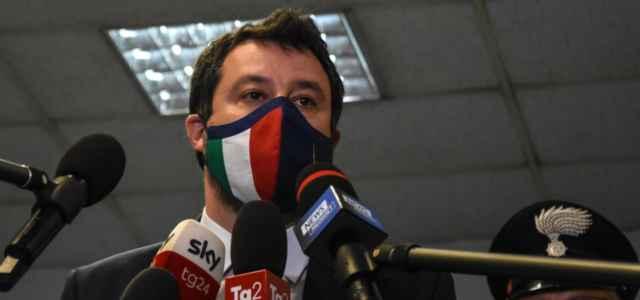 Salvini, Open Arms