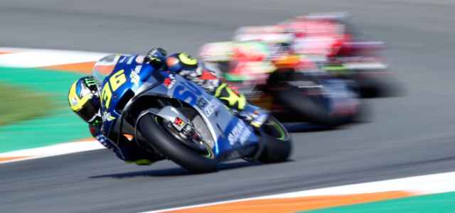 Joan Mir Suzuki curva MotoGp lapresse 2021 640x300