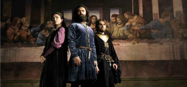 Il cast della nuova serie 'Leonardo'