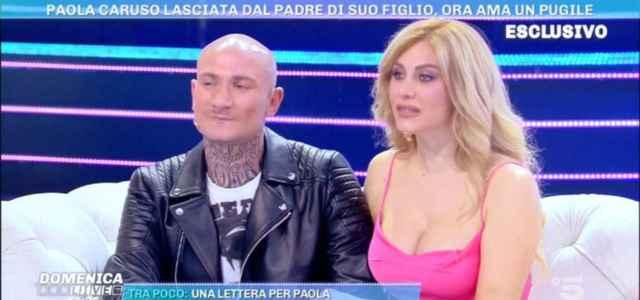 dario socci paola caruso domenica live 640x300