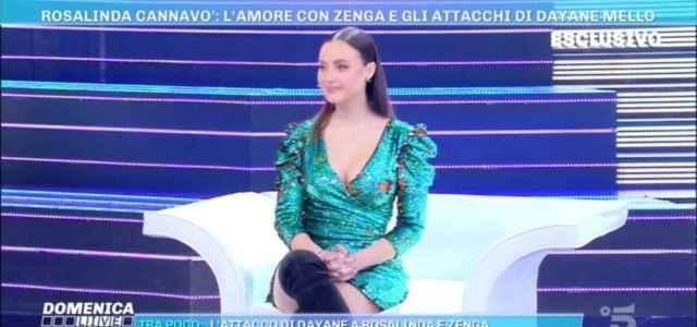 rosalinda cannavo domenica live 640x300