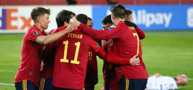 Spagna gruppo gol lapresse 2021 640x300