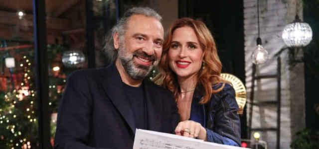 Stefano Bollani e Valentina Cenni