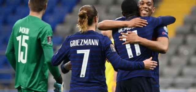 Francia gruppo