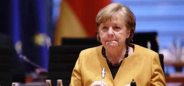 Angela merkel pensione