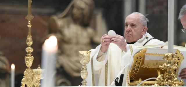 Messa Papa Francesco