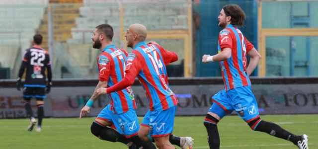 Russotto Piccolo Catania gol lapresse 2021 640x300
