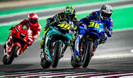 Mir Rossi MotoGp