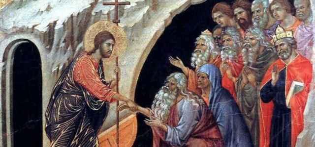 Gesù discende agli inferi (Foto: web)