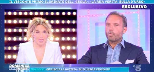 barbara durso visconte guglielmotti domenica live 640x300