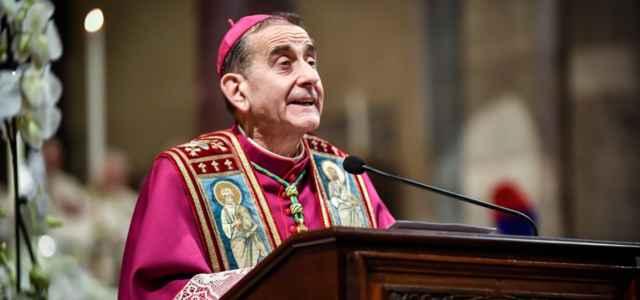 Milano, l'arcivescovo Delpini