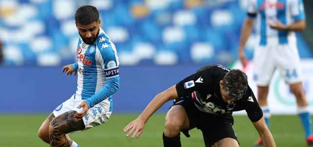 Insigne Napoli Sampdoria lapresse 2021 640x300