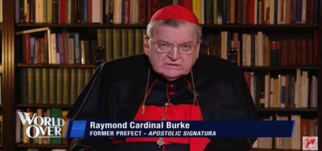 cardinale burke