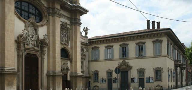Il Conservatorio visto dall'esterno
