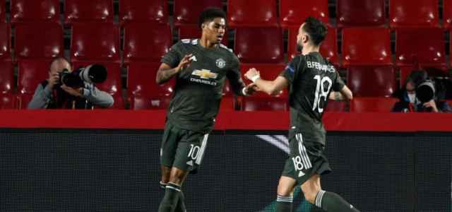 Rashford Bruno Fernandes Manchester United lapresse 2021 640x300