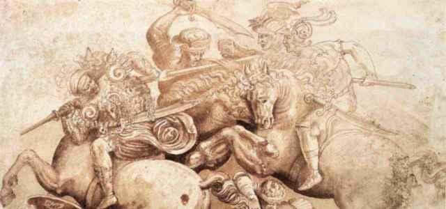 Battaglia di Anghiari di Leonardo
