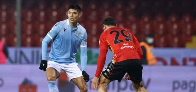 Correa Ionita Lazio Benevento lapresse 2021 640x300