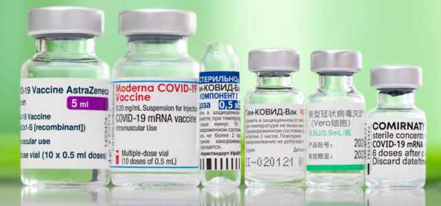 i vaccini anti-Covid