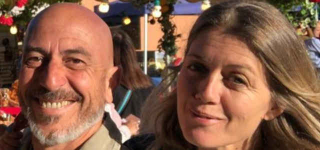 Roberto Ciufoli moglie Instagram 640x300