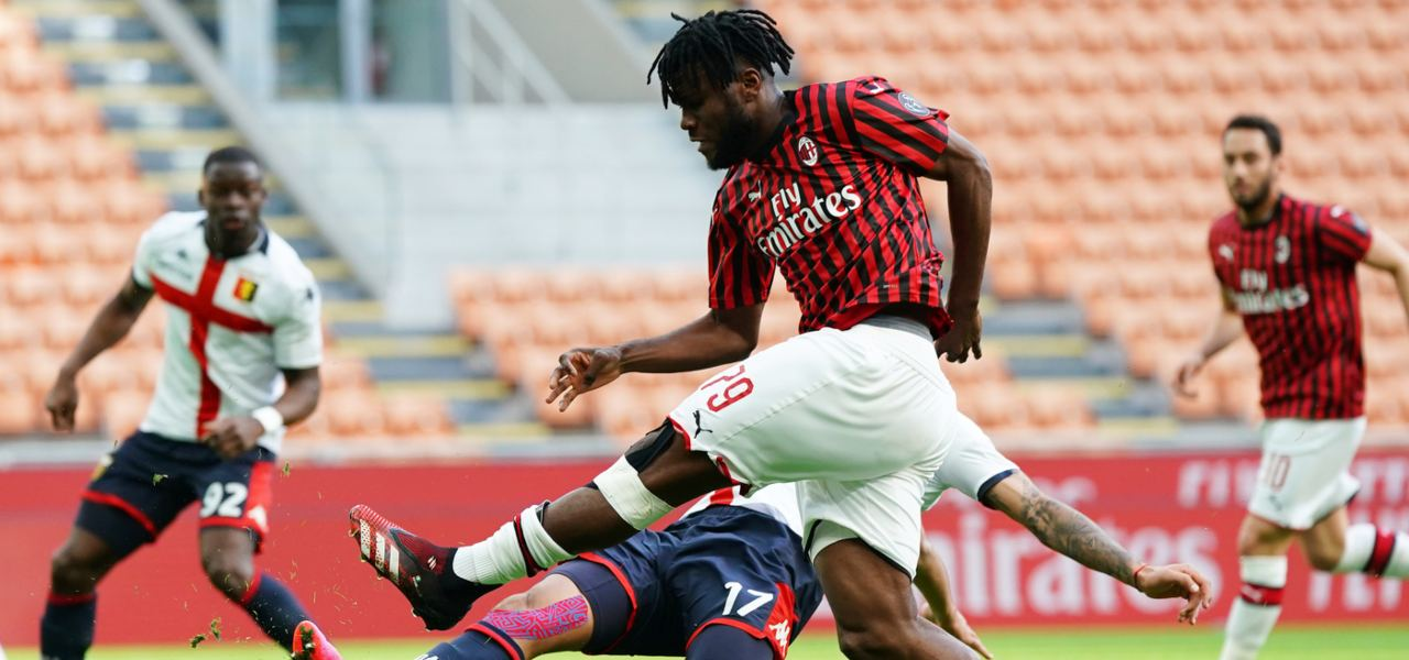 Diretta/ Milan Sassuolo (Serie A) streaming video e tv ...