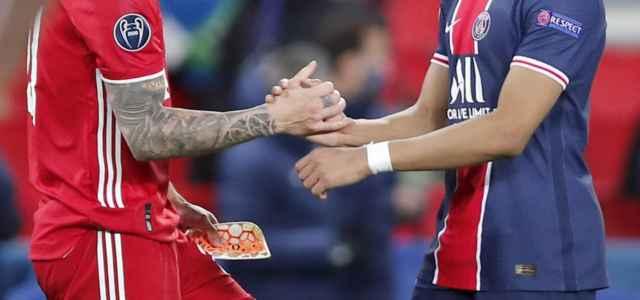 Bayern Psg Maglie lapresse 2021 640x300