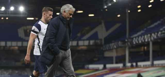 Mourinho Alderweireld Tottenham lapresse 2021 640x300