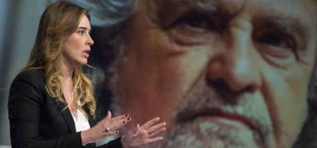 Beppe Grillo e Boschi