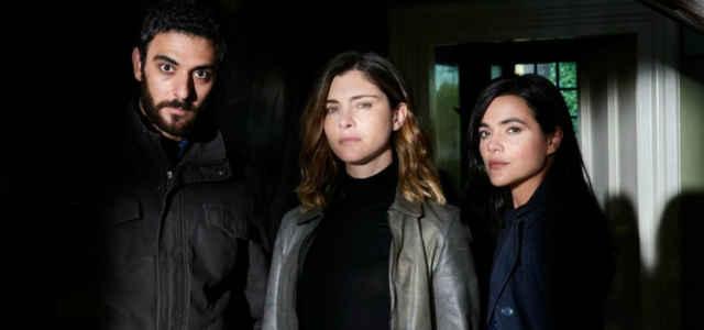 I protagonisti de 'La fuggitiva'
