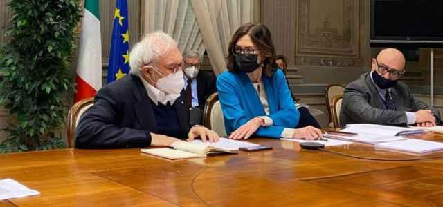 Bianchi e Gelmini
