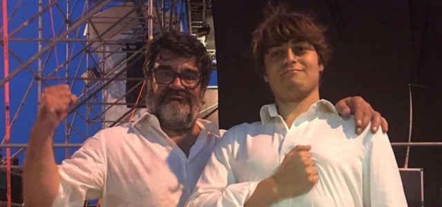 Francesco Pannofino figlio Andrea Instagram 640x300