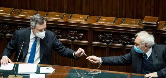 Draghi e Bianchi