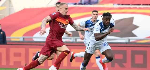 Zapata Karsdorp Roma Atalanta lapresse 2021 640x300