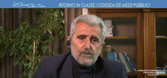 Agostino Miozzo, coordinatore CTS