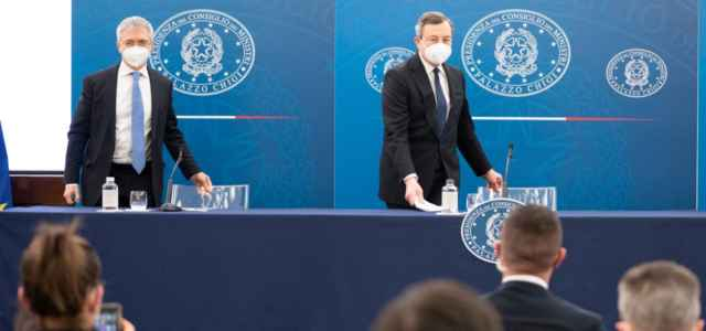 Franco e Draghi