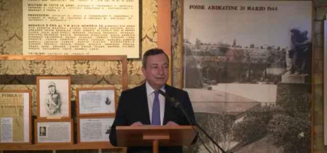 Draghi il 25 aprile