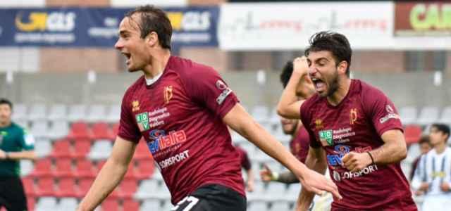 Benericetti Perretta Pontedera gol facebook 2021 640x300