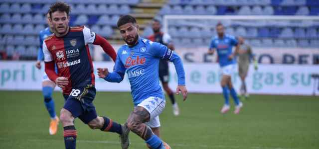 Nandez Insigne Cagliari Napoli lapresse 2021 640x300