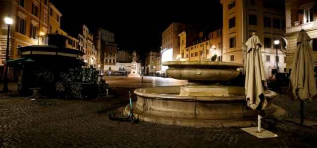 Coprifuoco a Roma
