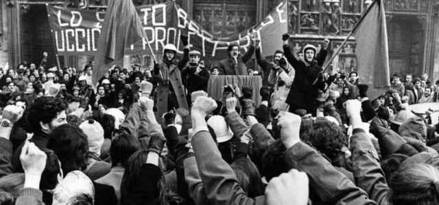 sciopero anni70 milano autunnocaldo 1 lapresse1280 640x300