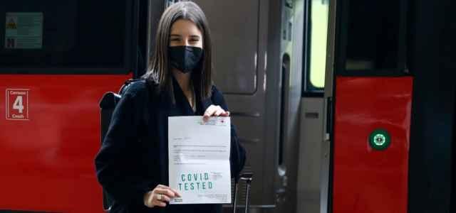 pass vaccino covid treno 1 lapresse1280 640x300