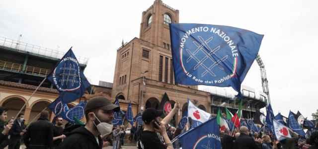 Bologna, manifestazione Primo Maggio
