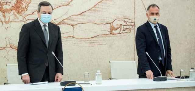Draghi e Garavaglia