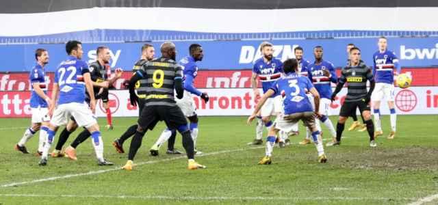 Inter Sampdoria mischia lapresse 2021 640x300