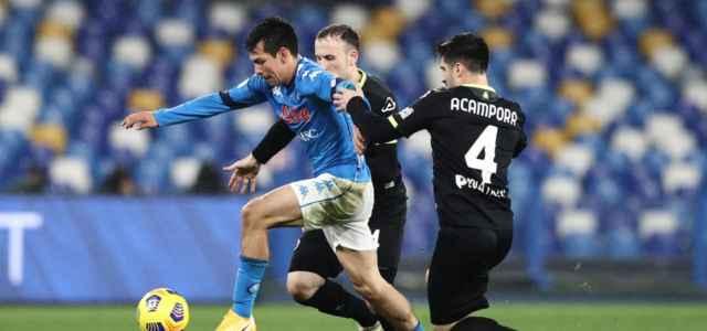 Lozano Acampora Napoli Spezia lapresse 2021 640x300
