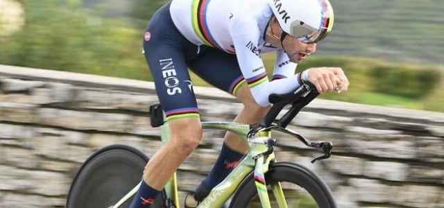Ganna Giro d'Italia cronometro