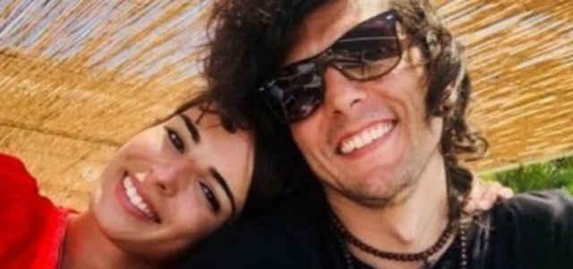 Ermal Meta in compagnia della fidanzata Chiara Sturdà