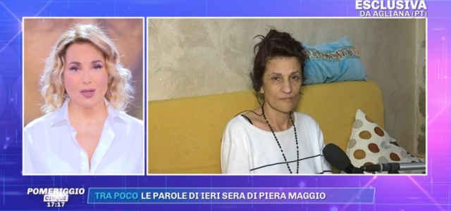 Emma Marrazzo, la madre di Luana D'Orazio a Pomeriggio 5