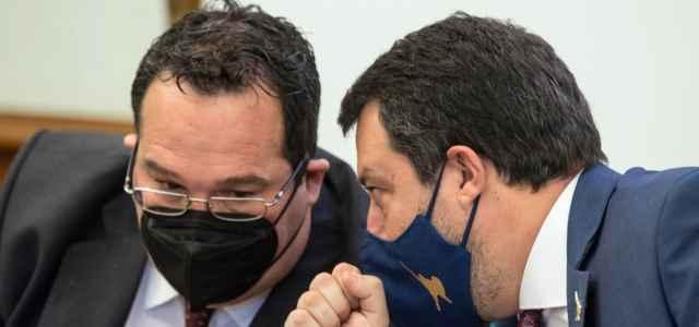 Lega, Durigon e Salvini