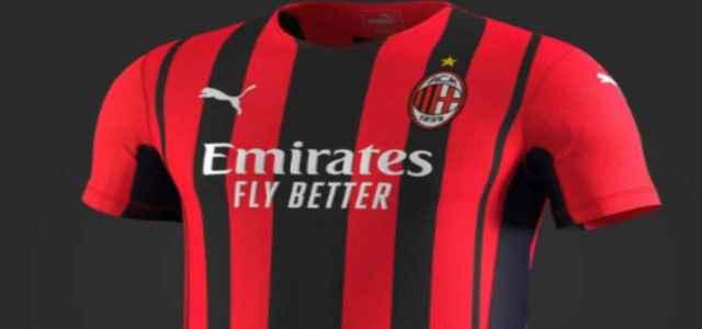 Nuova maglia Milan anticipazione 640x300