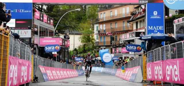 Joe Dombrowski Giro vittoria lapresse 2021 640x300